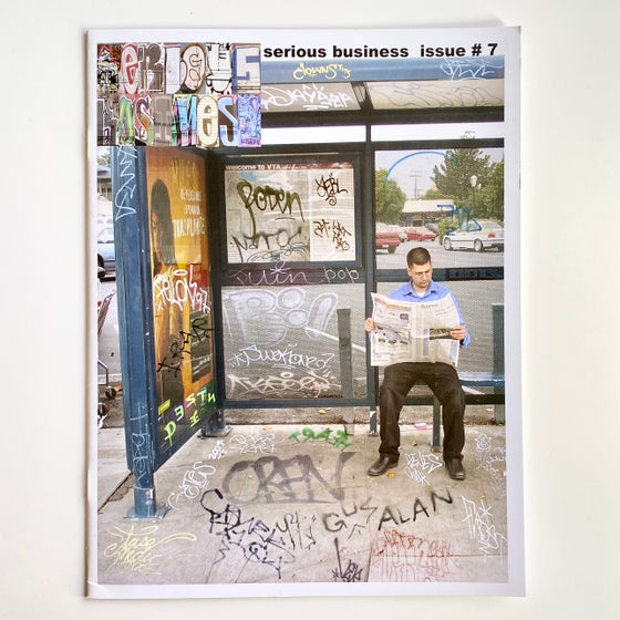 Image of Serious Business Issue 7