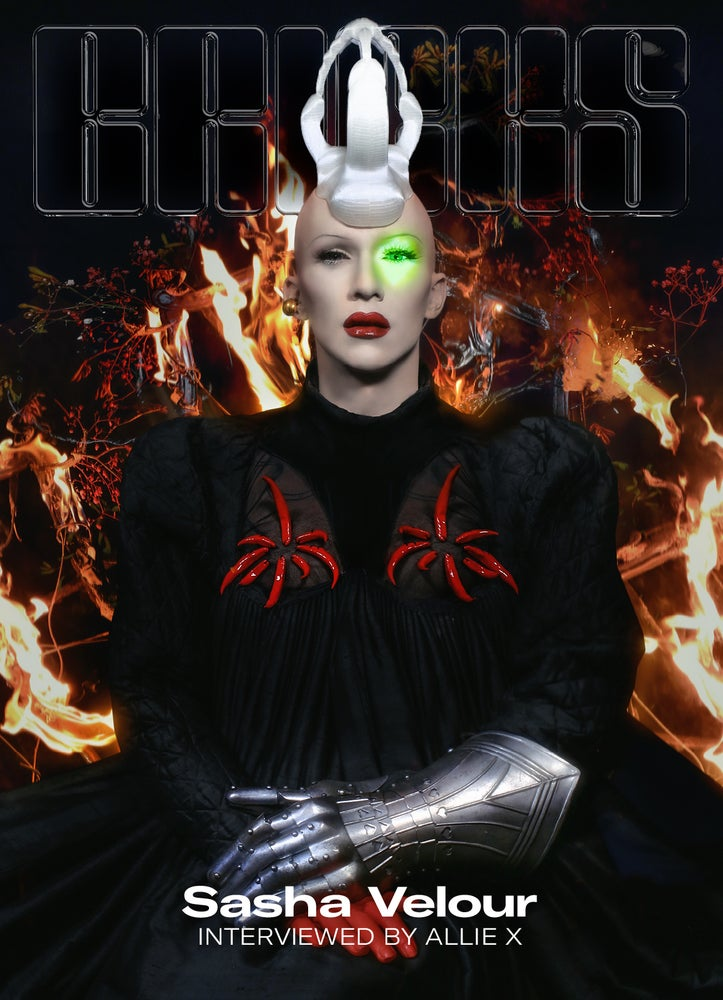 Image of #7 - The Rise Together Issue - Sasha Velour