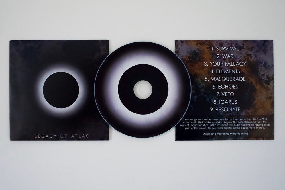 Image of Legacy of Atlas Single Compilation