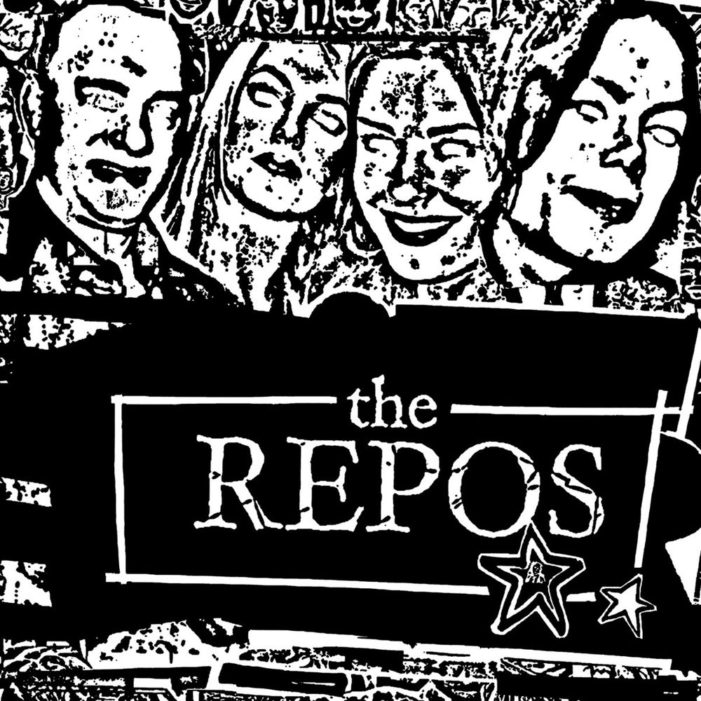 The Repos - S/T LP