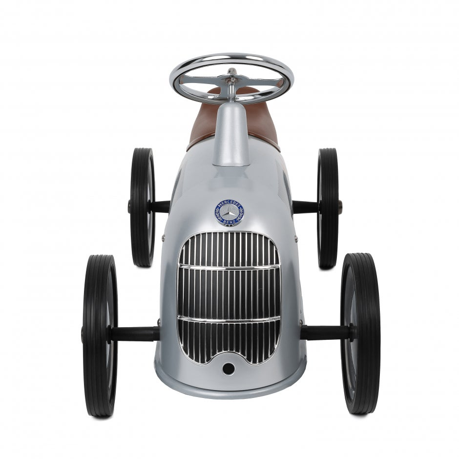 Image of Rider Mercedes-Benz Silver ***AVAILABLE FOR DISPATCH FROM 15TH MARCH***
