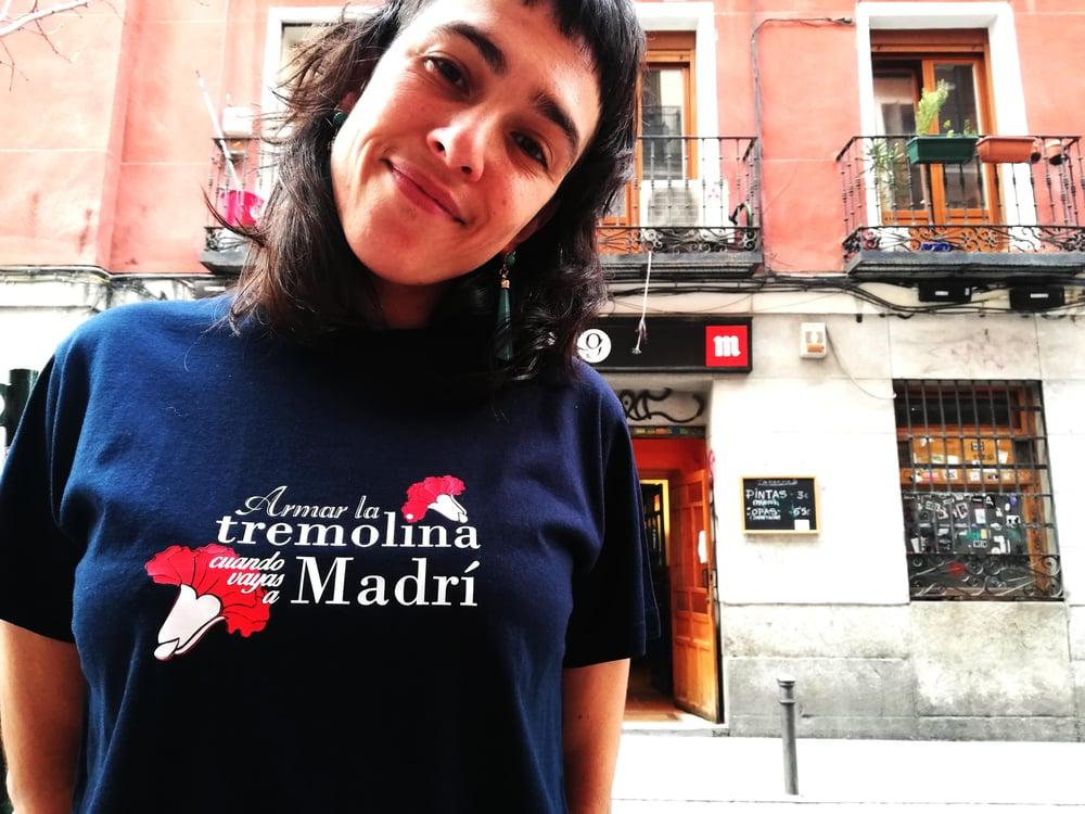 Camiseta Tremolina