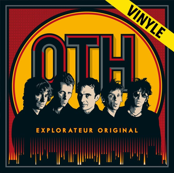 "O.T.H. ""Explorateur Original"" LP"