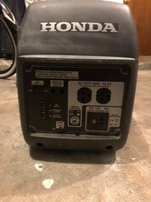Honda EU2000