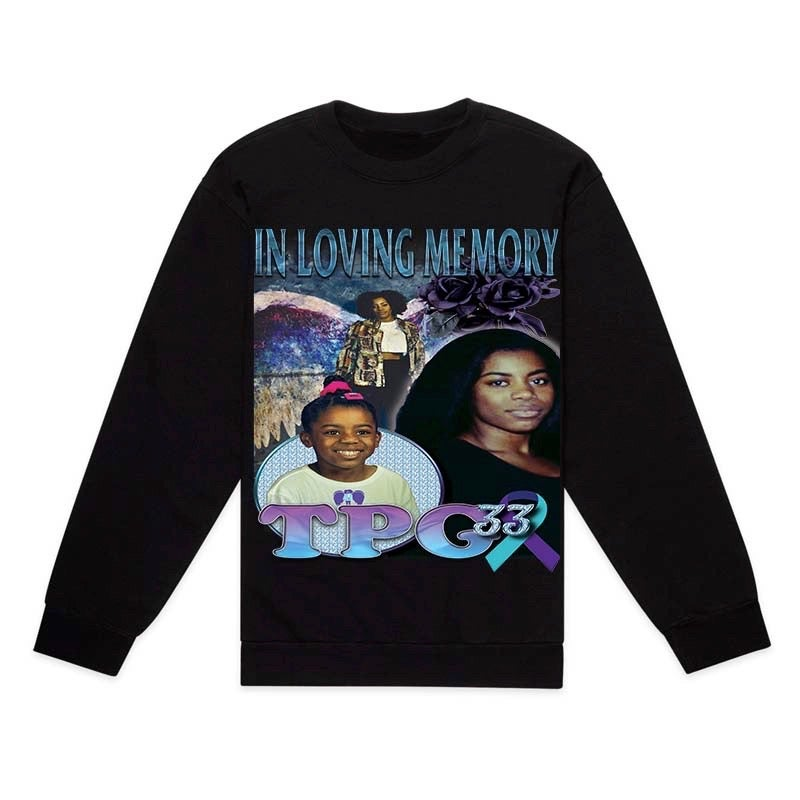 "Image of TPG 33 ""Moment"" Crewneck Sweater"