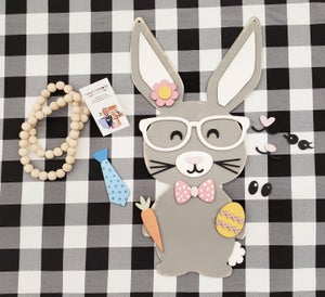 Image of Build Your Bunny 3D Project