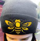 Image 2 of bee beanies