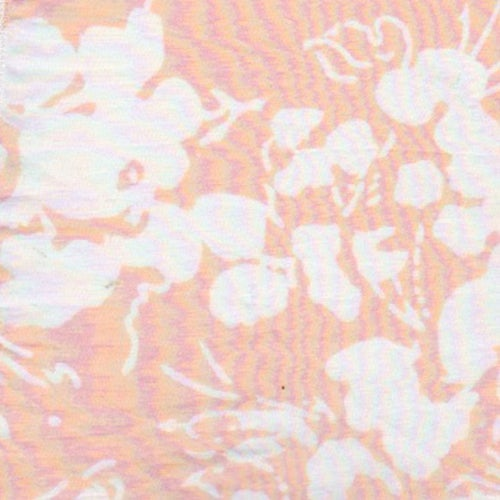 Image of Blush Faded Floral Quilt