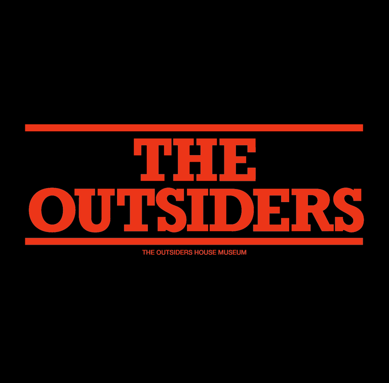 """Image of The Outsiders """"GREASER"""" T-Shirt. (Cast and extras)"""