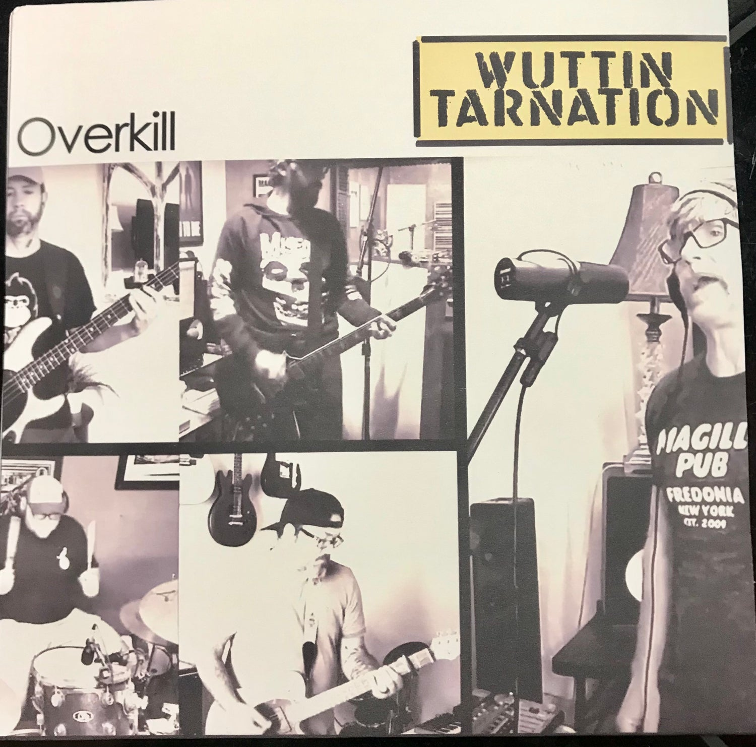 "Wuttin Tarnation 7"" Lathe Cut"