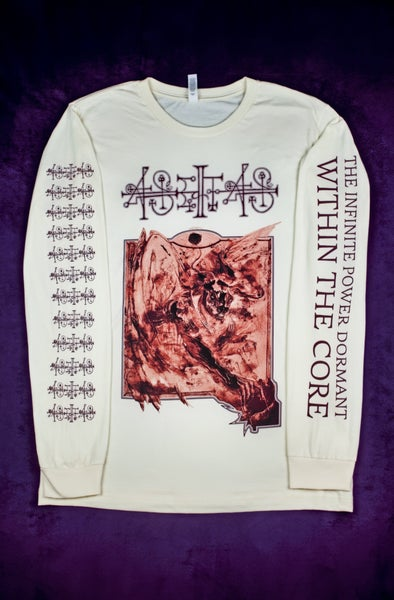 """Image of """"BLOOD INTO OIL"""" LONG SLEEVE (LTD. 55)"""