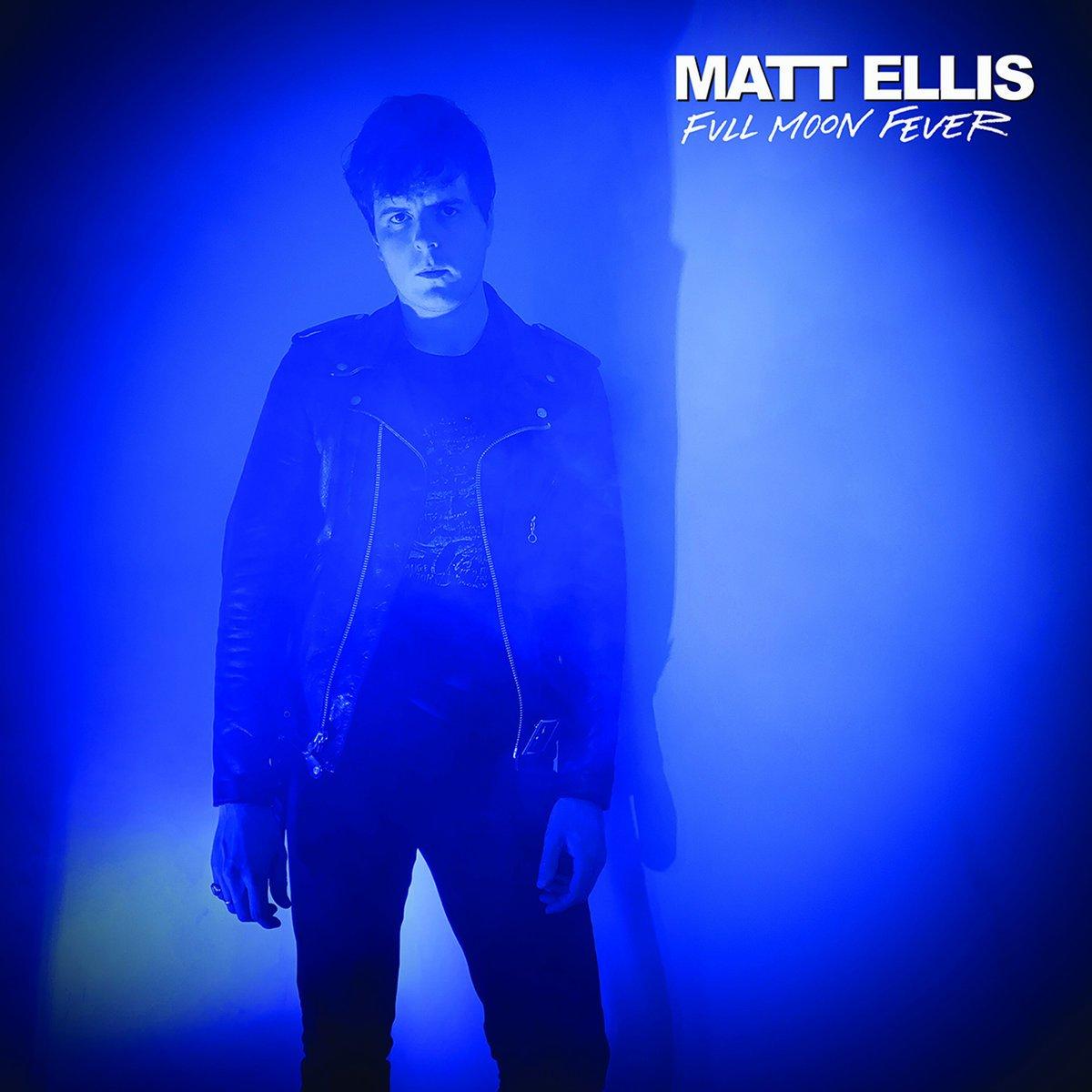 Image of Matt Ellis - Full Moon Fever Lp