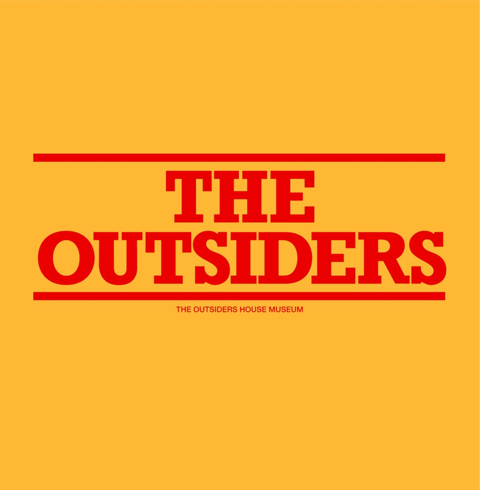 """Image of The Outsiders """"SOC'S"""" T-Shirt. (Cast and extras)"""