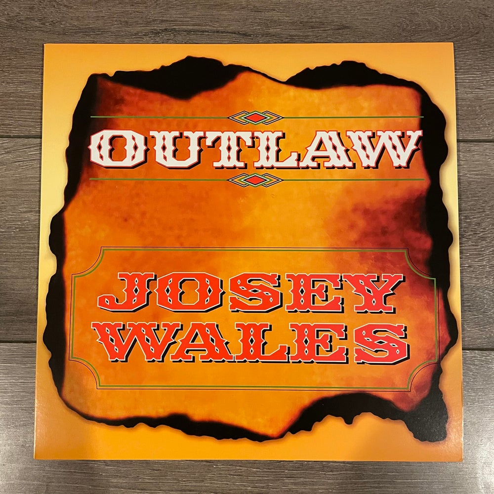 Image of Josey Wales - Outlaw Vinyl LP