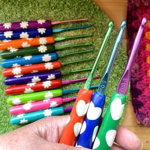 Image of Handmade Crochet Hooks