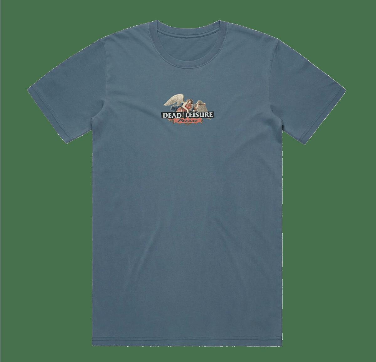 Angel T-shirt - Blue Fade