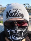 Only One Nation grey beanie