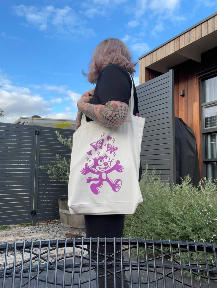 Image of Inky Tote Bags