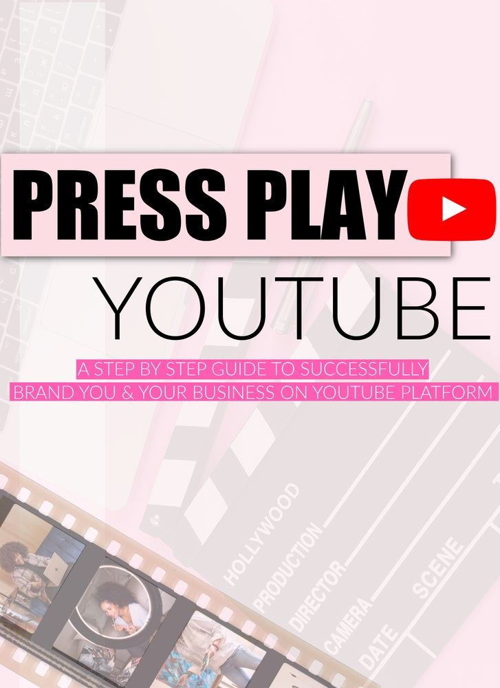 Image of Press Play Youtube