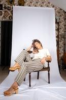Image 2 of Pantalone righe