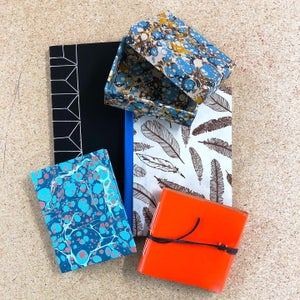 Image of Introduction to Bookbinding - School Holidays - Ages 15-18 - Wednesday 7th April 2021