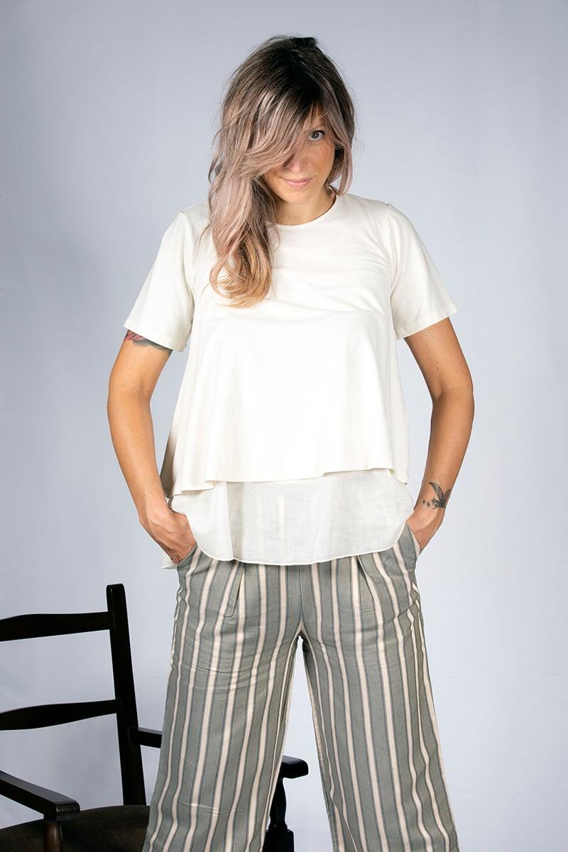 Image of T-shirt doppia