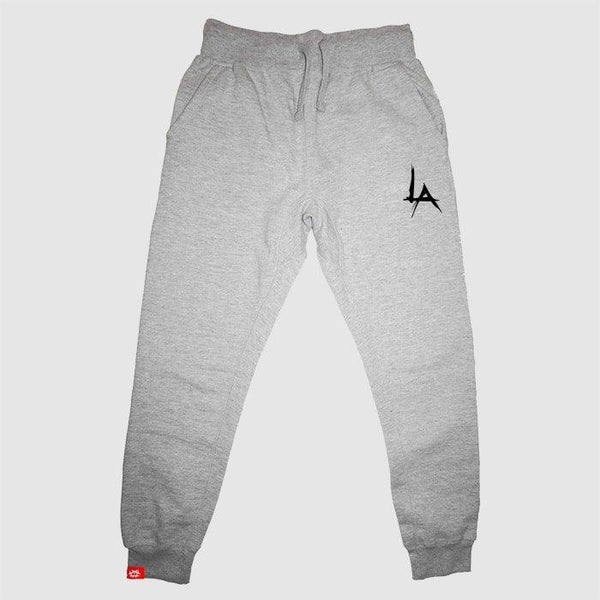 Image of LA Joggers Tapered - (GREY)