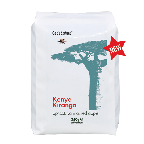 Image of kiranga - kenya - 250g - coffee beans / ground