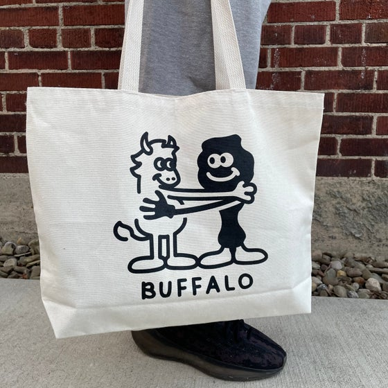 Image of Buffalove Tote Bag