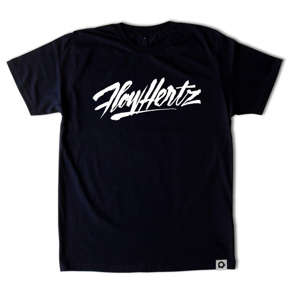 Image of T-shirt FLOWHERTZ