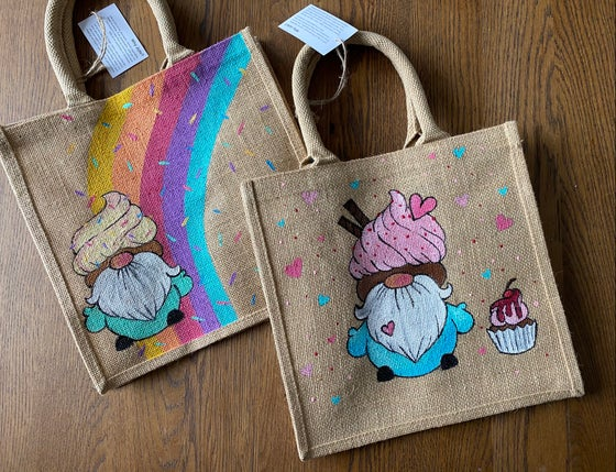 Image of Cupcake collection gnomes