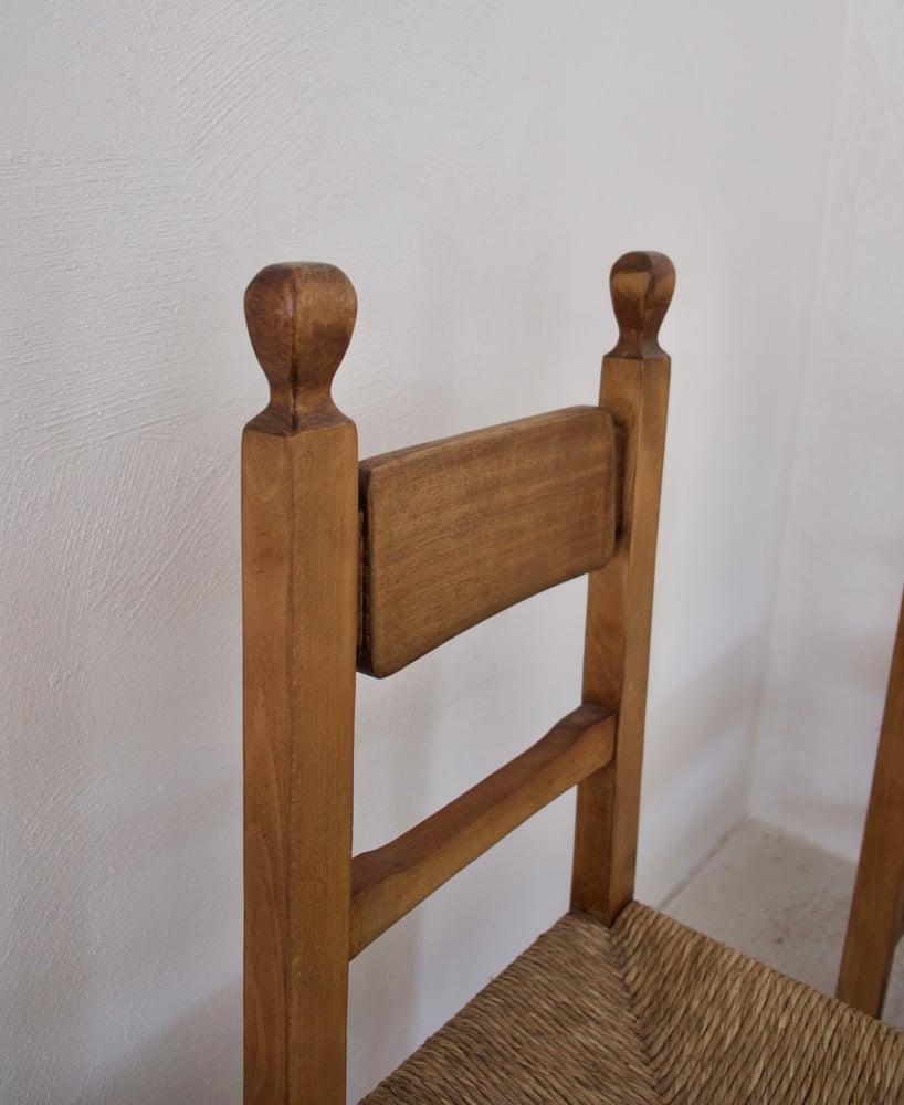 Image of Ensemble de 5 chaises