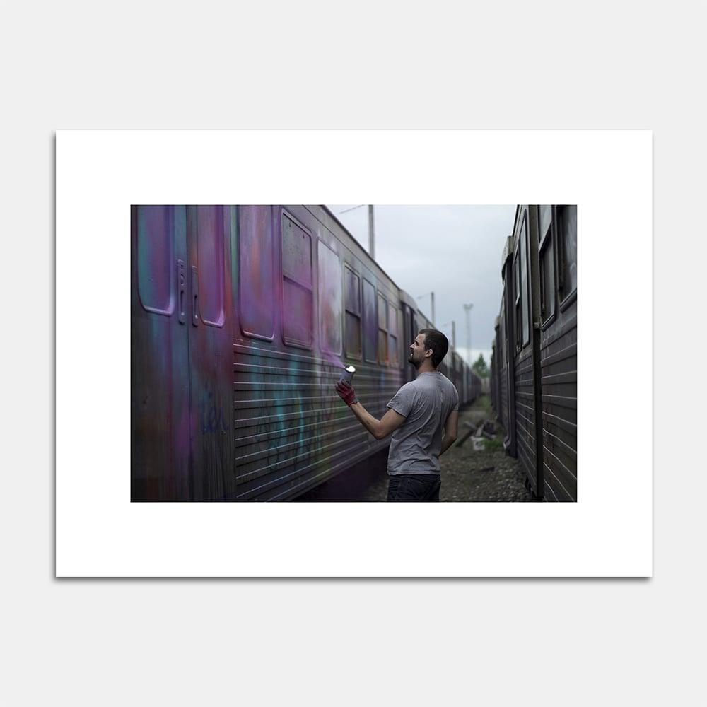 Image of MAXIME DROUET - Voleur de couleurs 35