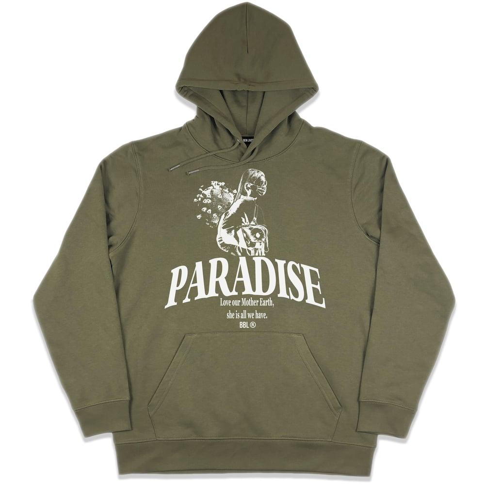 Image of Paradise Hoodie (Khaki)