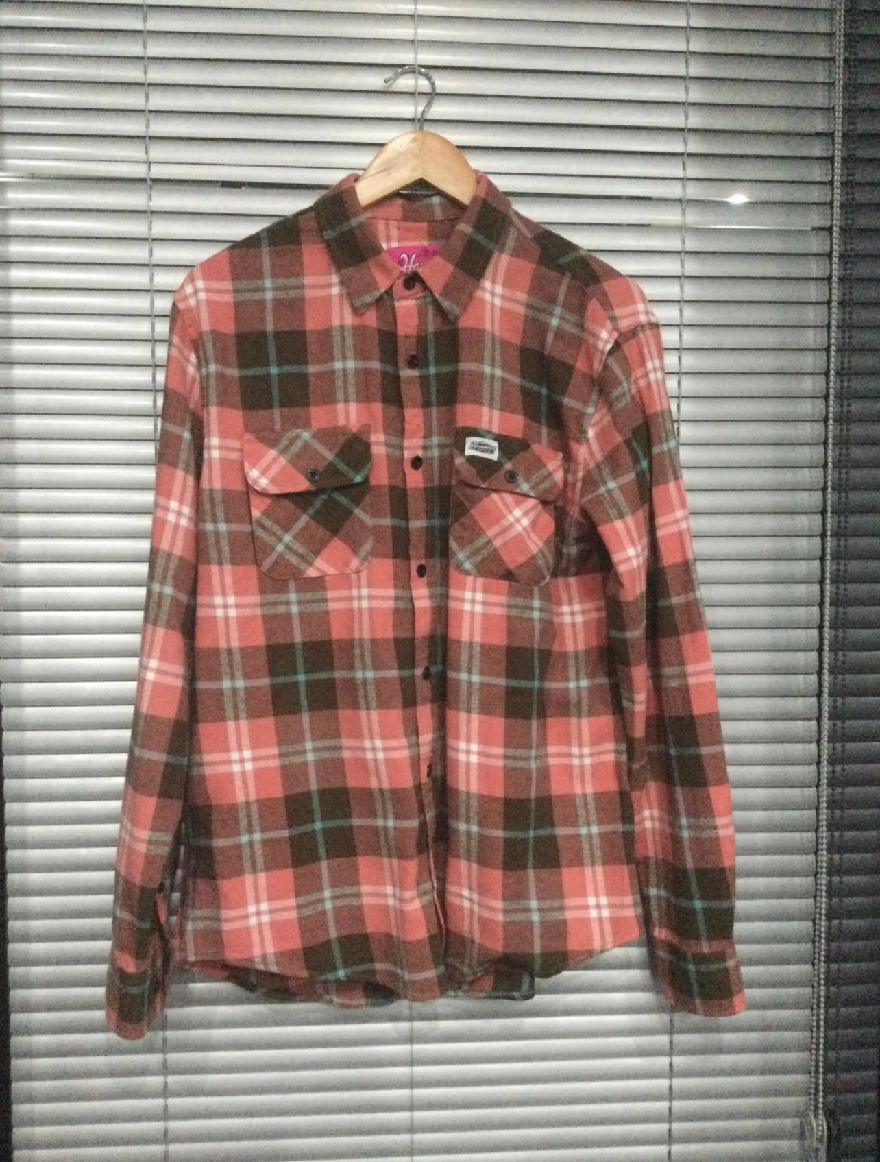 Image of Pink Panther Flannel