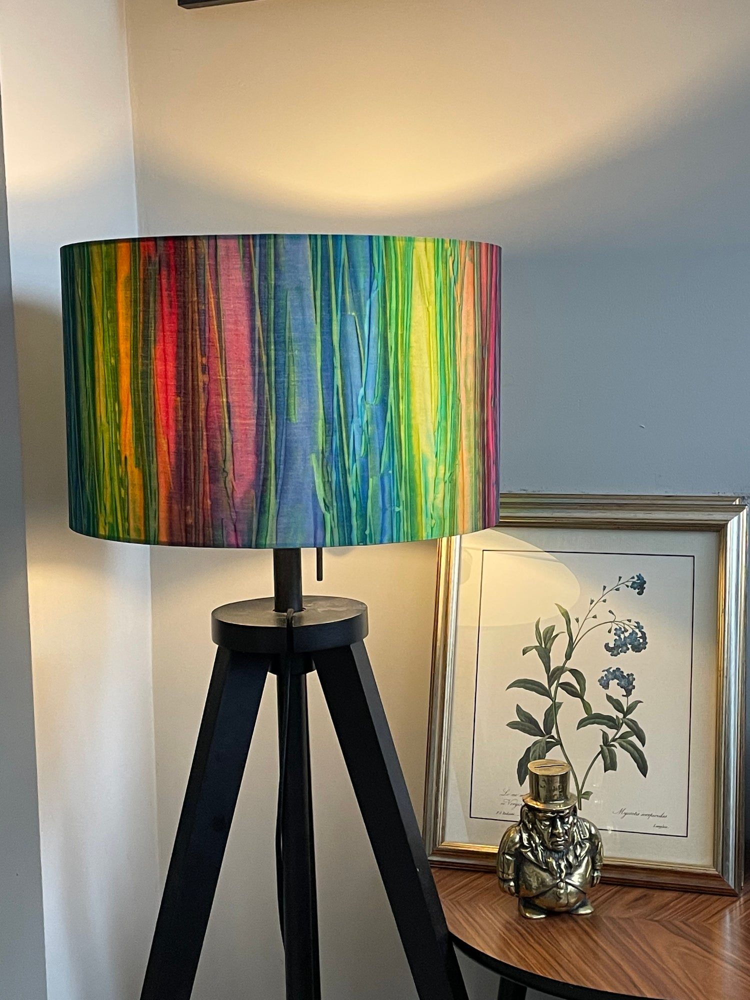 Image of Patina Handpaints Stripes Bright Shade 40cm