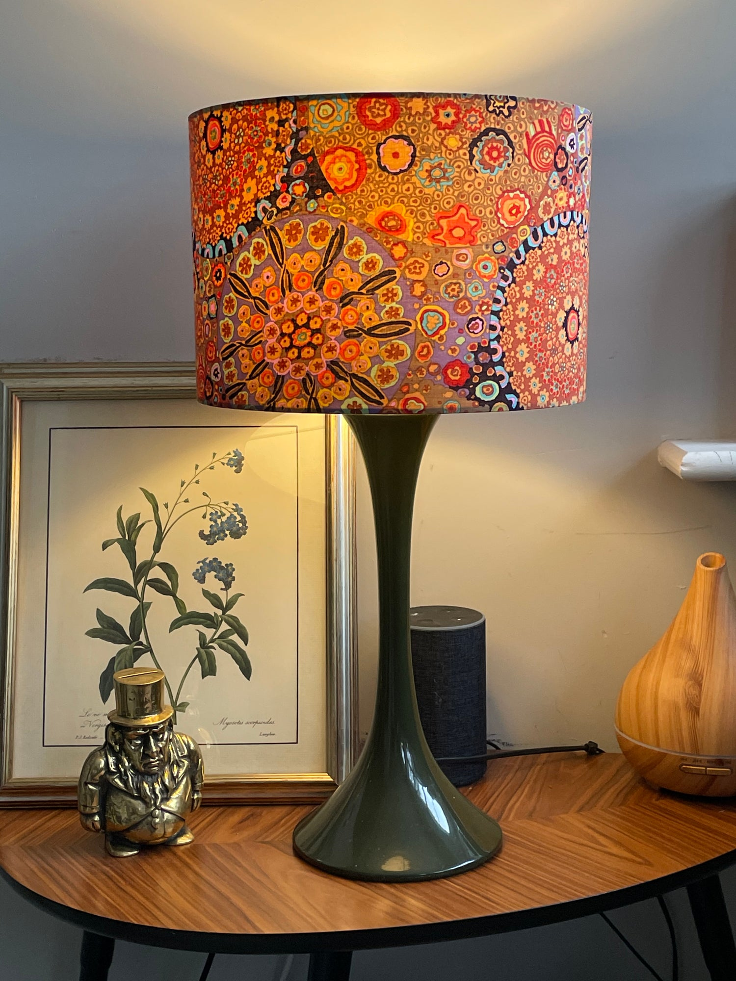 Image of Millefiore Brown Shade 30cm