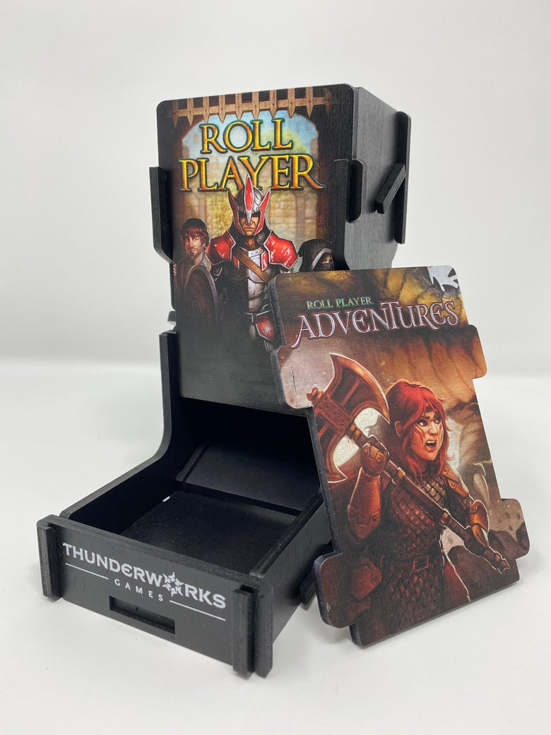Image of Roll Player Dice Tower (Pre-Order)