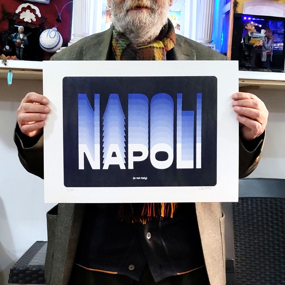 Image of Not Italy - Colaps