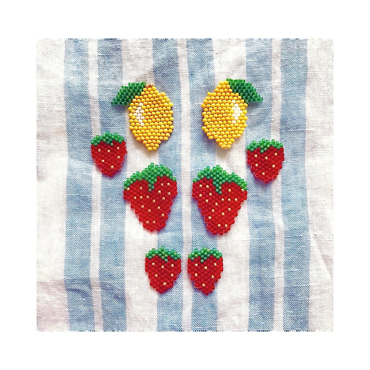 Image of Mini Juicy Strawberries