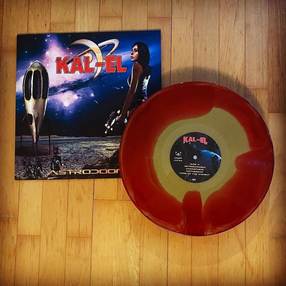 Kal-El - Astrodoomeda (RE-ISSUE)