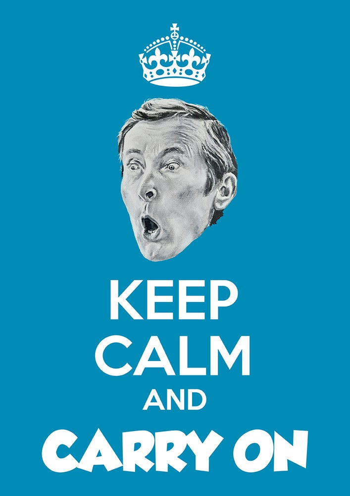 Image of Keep Calm and CARRY ON