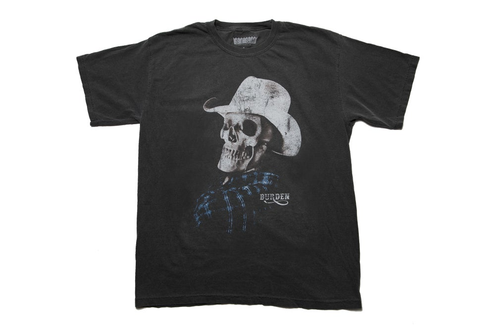 Image of BURDEN Short Sleeve shirt