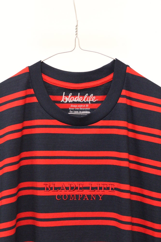 Image of Company Shirt Red Navy