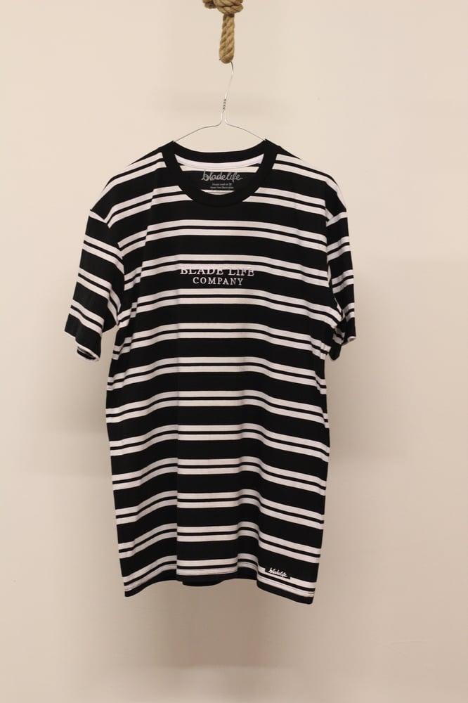 Image of Company Shirt Black White