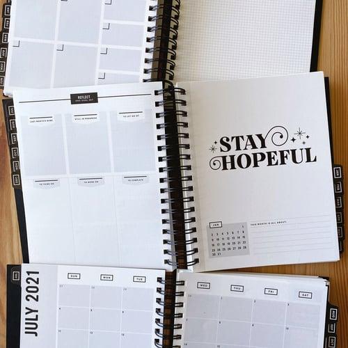 Image of JUL2021-JUN2022 GET TO WORK BOOK