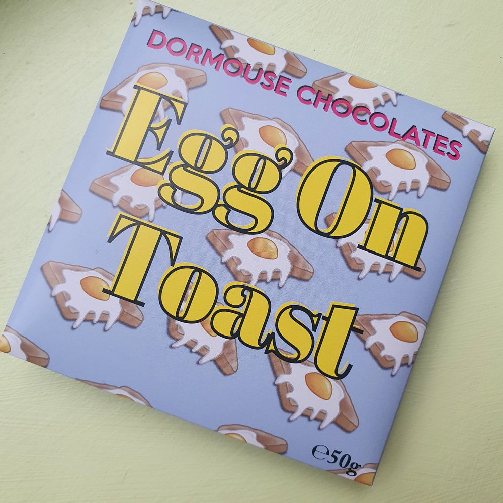 Image of Egg on Toast Bar