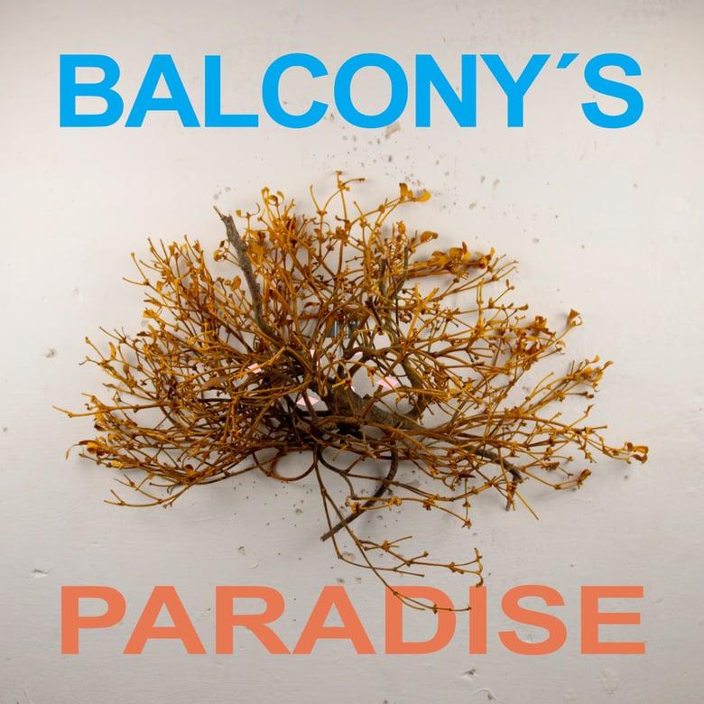 Image of BALCONY'S PARADISE :: Balcony's Paradise LP