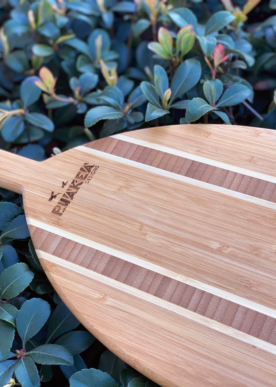 Image of Puakea Outrigger Paddle Cutting Board