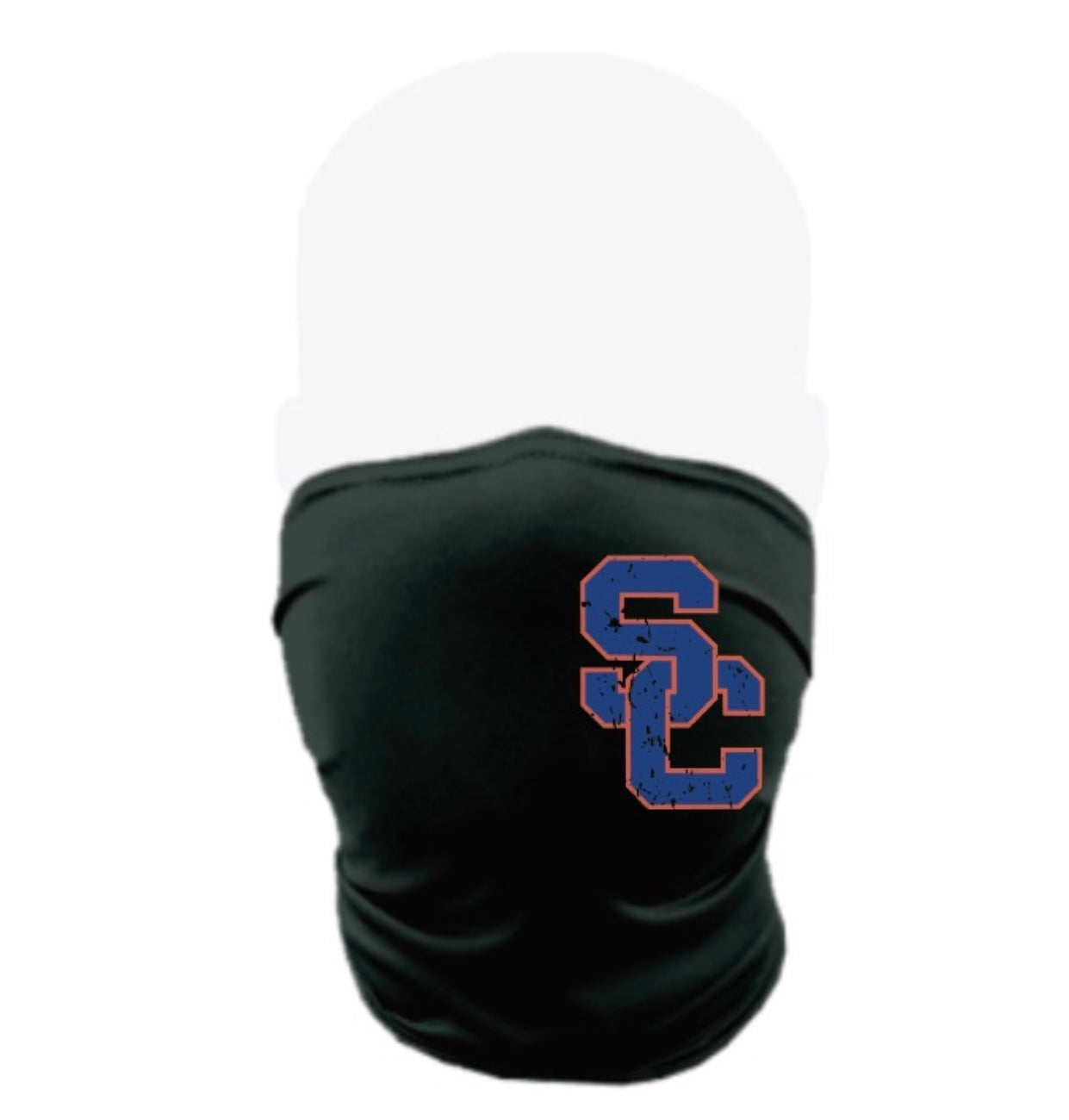 Image of Southaven Charger Neck Gaiter with SC logo